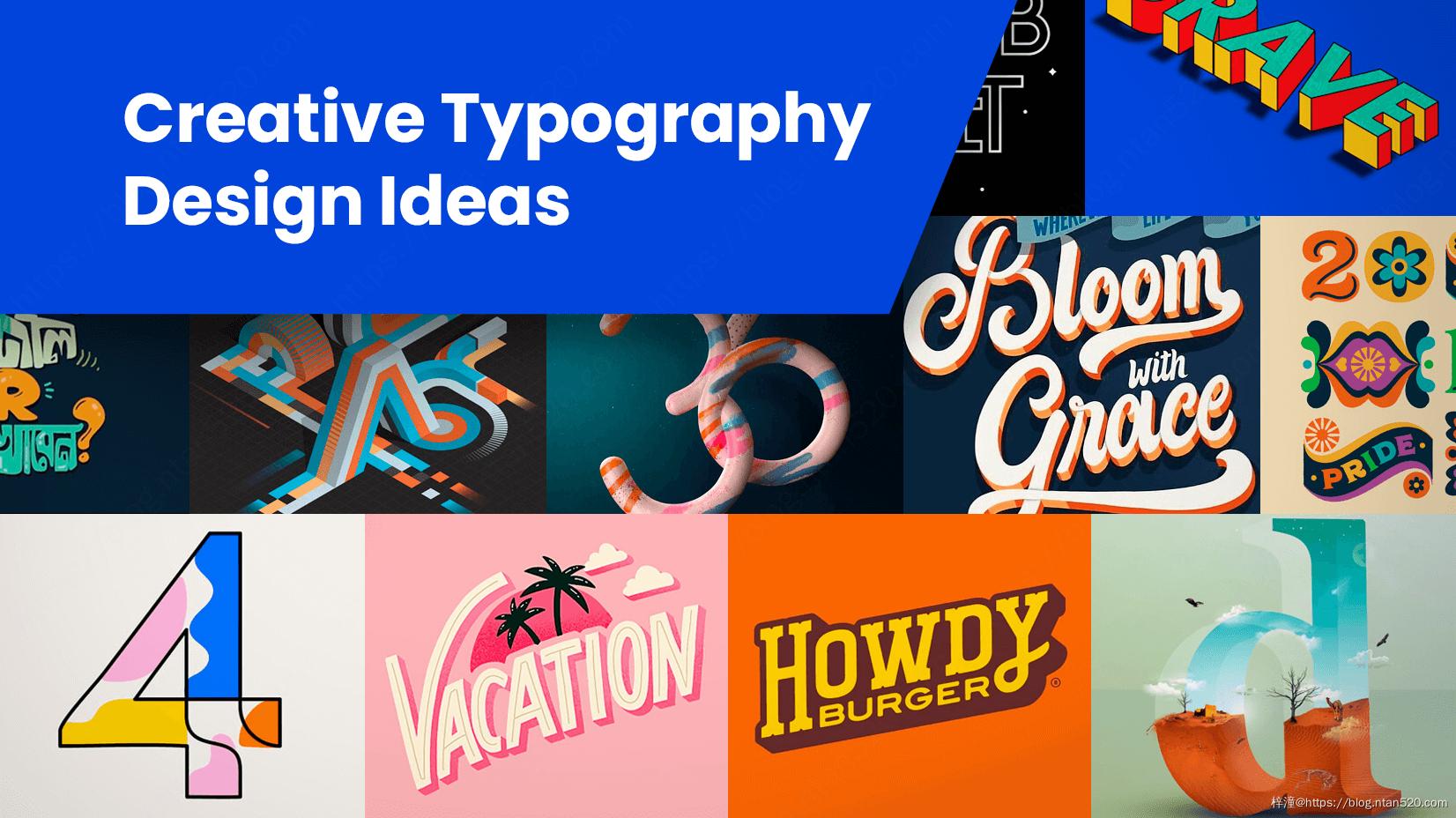 让您的平面版式设计更有创意的14个方法插图1