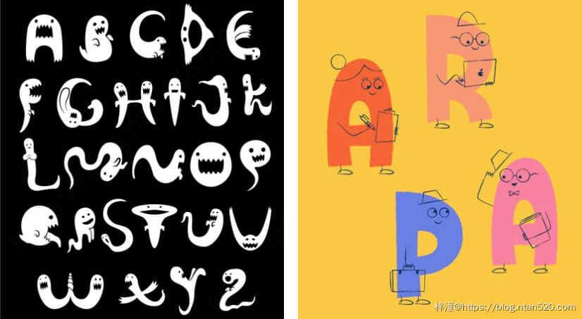 让您的平面版式设计更有创意的14个方法插图79