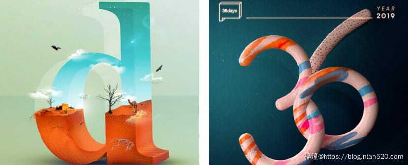 让您的平面版式设计更有创意的14个方法插图33