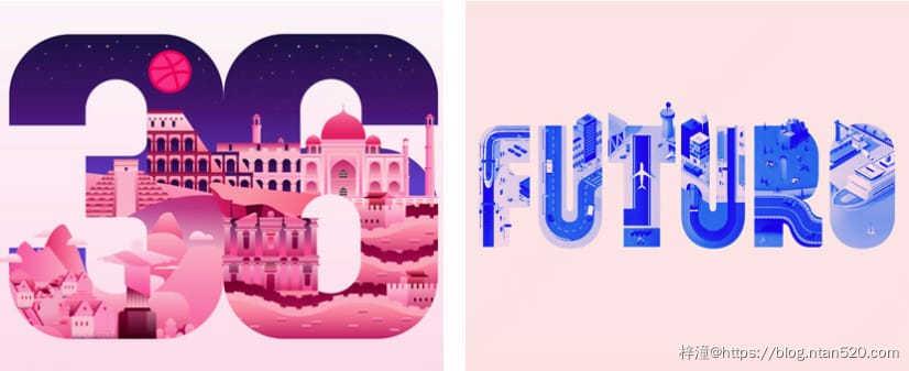 让您的平面版式设计更有创意的14个方法插图45